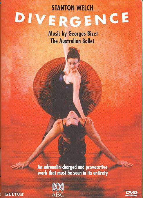 DIVERGENCE (AUSTRALIAN BALLET) (DVD)